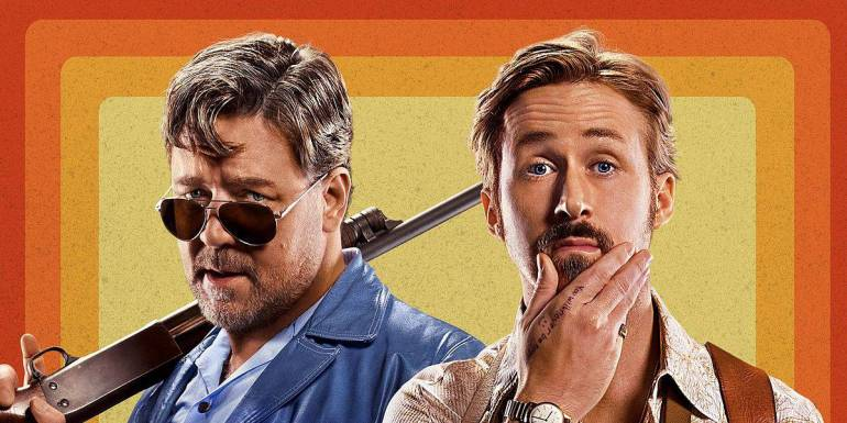 Filmposter The Nice Guys