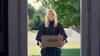 Screenshot aus Amazon Fashion Werbung