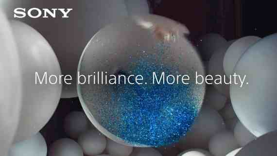 Screenshot aus Sony Bravia 4K Werbung
