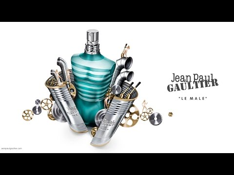 Screenshot aus Classique Le Male by Jean Paul Gaultier Werbung