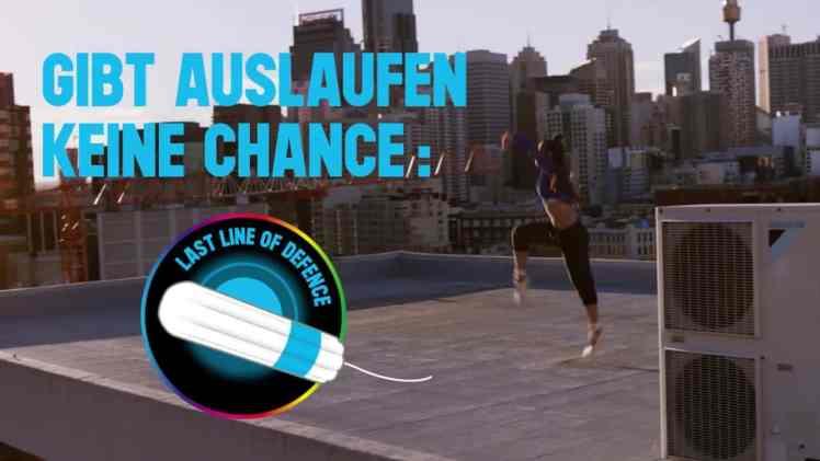 Screenshot aus U by Camelia Werbung