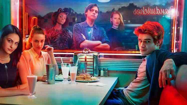 """Bild aus der Netflix-Serie """"Riverdale"""""""