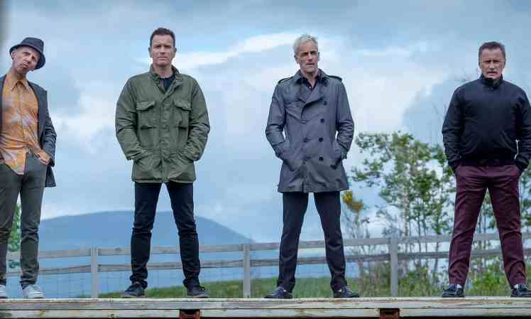 "Filmposter ""T2 Trainspotting"""