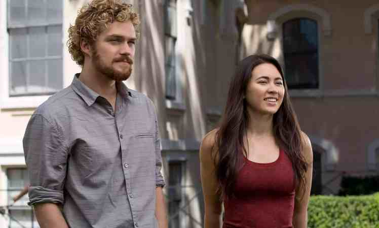"""Bild aus der Netflix-Serie """"Iron Fist"""""""