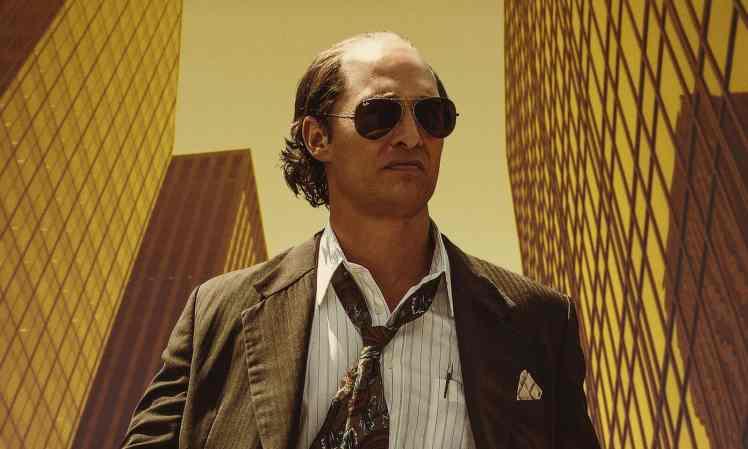 Screenshot aus Gold Werbung