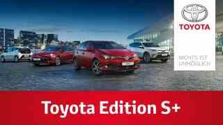 Screenshot aus Toyota Auris Hybrid Werbung