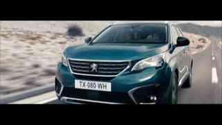 Screenshot aus Peugeot 5008 Werbung