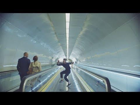 Screenshot aus SEAT Ibiza Werbung