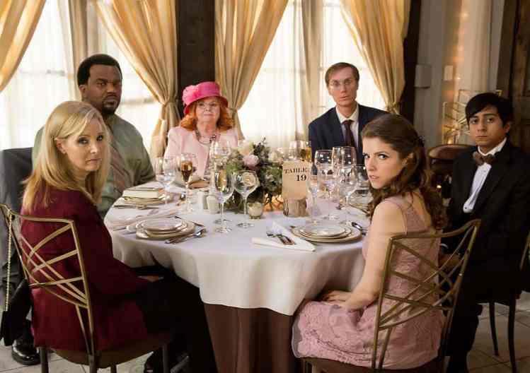 """Bild aus dem Film """"Table 19"""""""