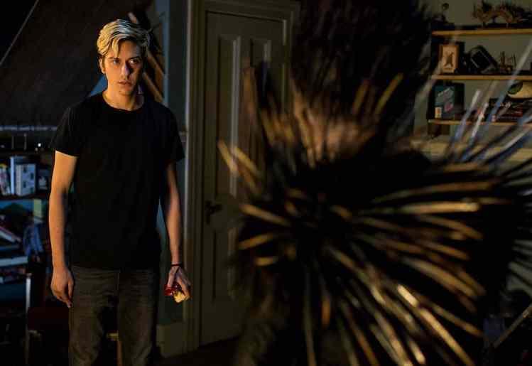 """Bild aus dem Netflix-Film """"Death Note"""""""