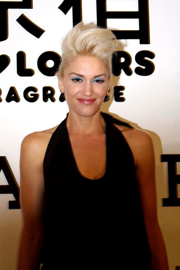 "<a href=""http://flickr.com/people/7221657@N02"">Liton Ali</a>, <a href=""https://commons.wikimedia.org/wiki/File:Gwen_Stefani,_Bloomingdales.jpg"">Gwen Stefani, Bloomingdales</a>, <a href=""https://creativecommons.org/licenses/by/2.0/legalcode"">CC BY 2.0</a>"