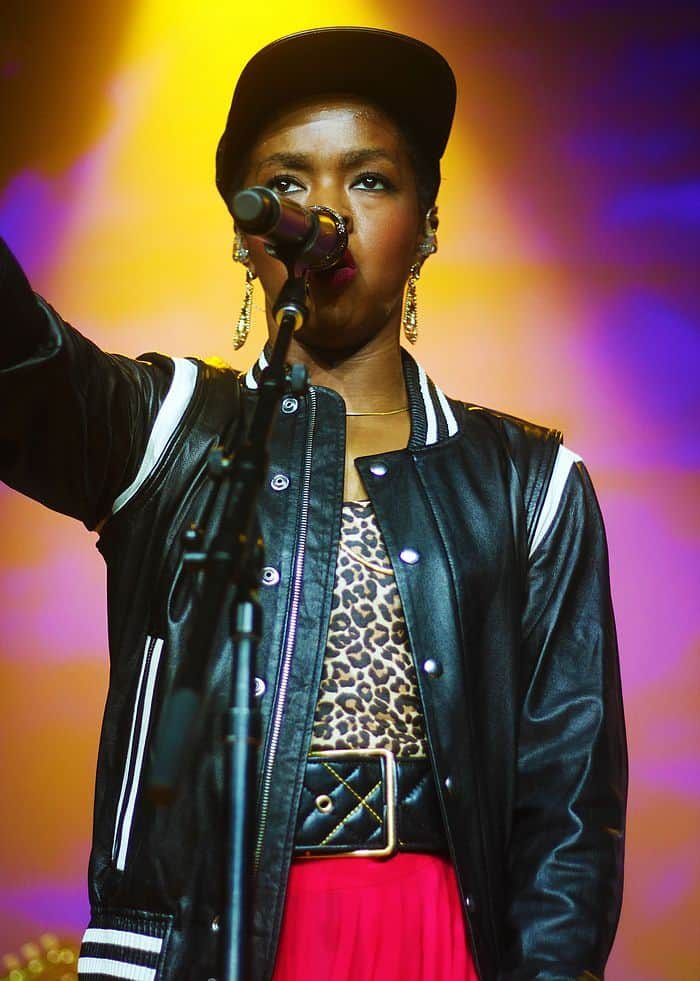 The Come Up Show from Canada, Lauryn Hill - 2014, CC BY 2.0
