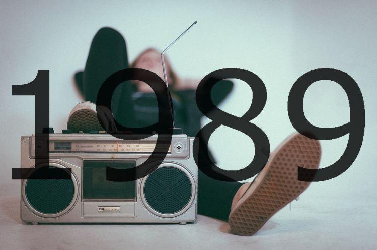 Altes Radio 1989