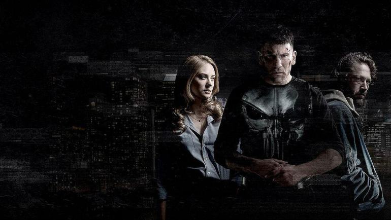 Punisher Poster Netflix