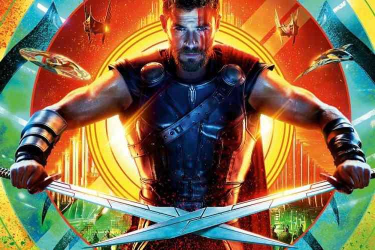 Filmposter Thor 3