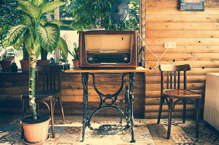 Radio aus den 30er Jahren