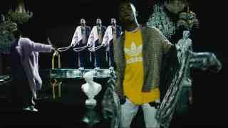 Screenshot aus Adidas Originals Werbung