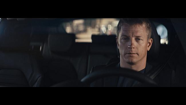 Screenshot aus der Alfa Romeo Stelvio Werbung