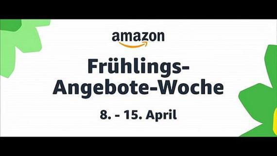 Amazon Frühling Werbung