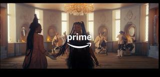 Screenshot aus der Amazon Prime Werbung