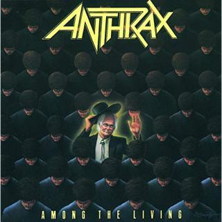Among The Living Albumcover