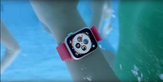 Screenshot aus Apple Watch Series 4 Werbung