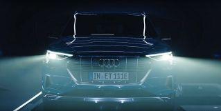Audi e-tron Werbung