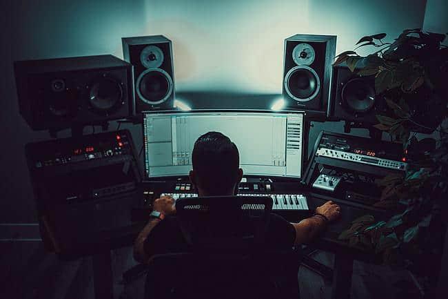 Aufnahmestudio