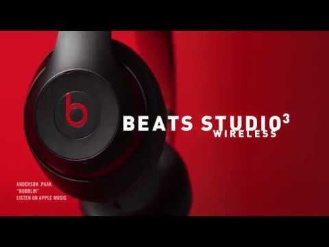 Screenshot aus Beats by Dre Decade Collection Werbung