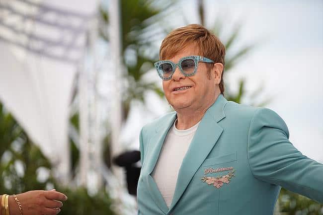 Elton John 2019