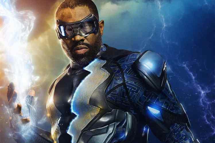 Poster aus TV-Serie Black Lightning