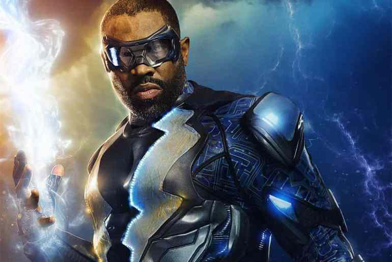 Poster aus TV-Serie Black Lightning