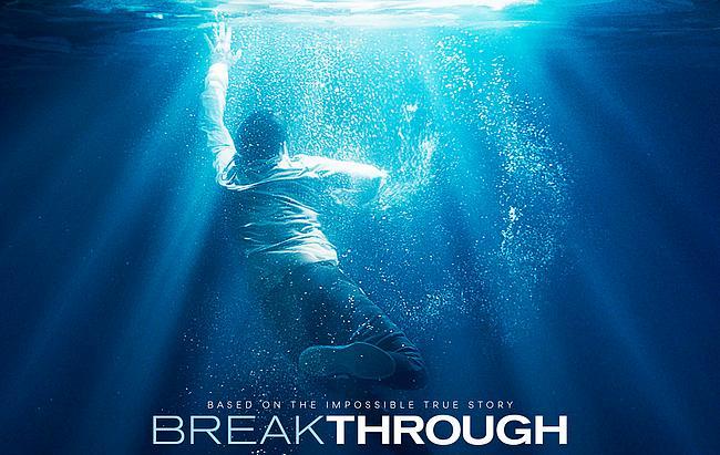 Poster Breakthrough - Zurück ins Leben