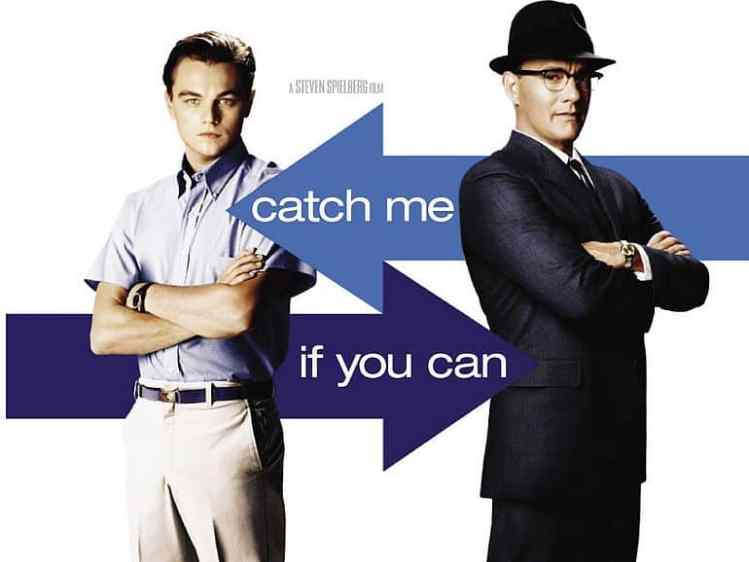 Filmposter Catch Me if You Can