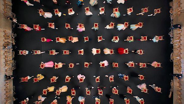 Screenshot aus Chanel Werbung