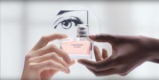 Screenshot aus Calvin Klein Women Werbung