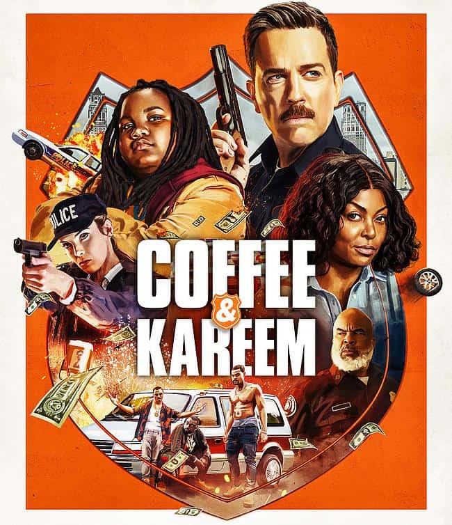 Coffee & Kareem Filmposter