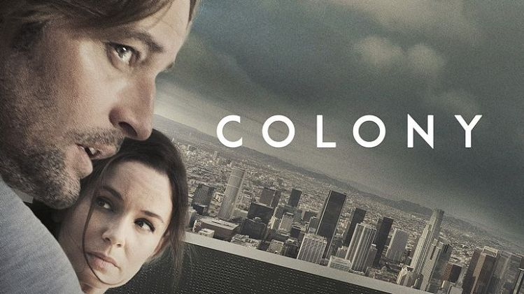 Filmposter Colony