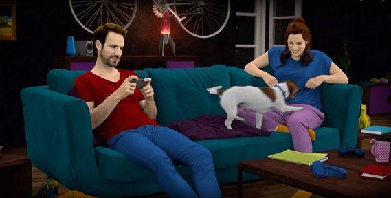 Screenshot aus Congstar Werbung