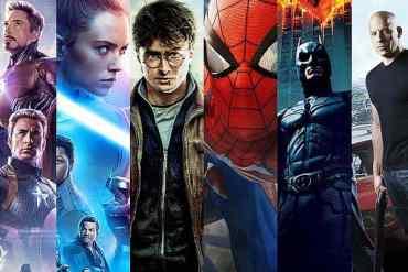 Die erfolgreichsten Film-Franchises aller Zeiten