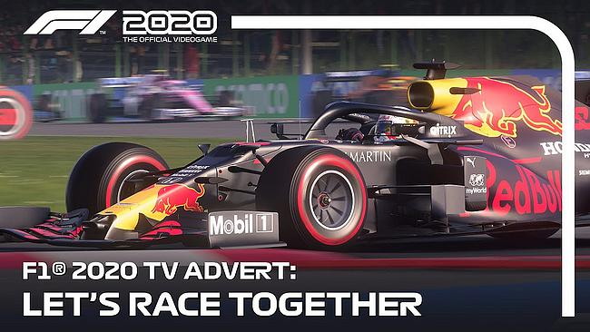 F1 2020 Screenshot TV-Spot