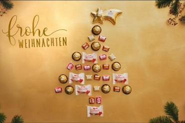 Screenshot aus der Ferrero