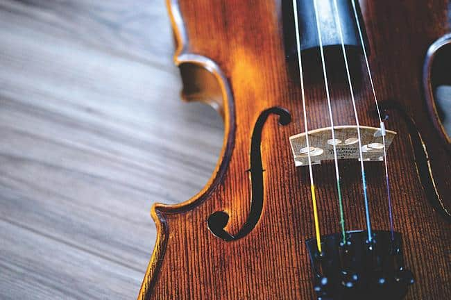 Geige Musikinstrument