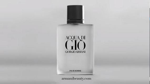 Screenshot aus Giorgio Armani Acqua Di Gio Pour Homme Werbung