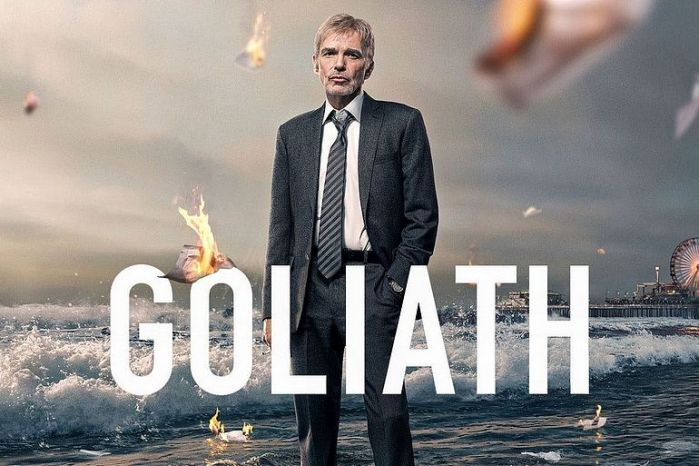 Goliath Serie Titelsong