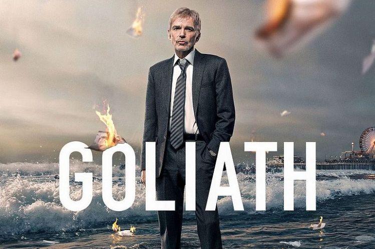 Goliath Amazon-Poster