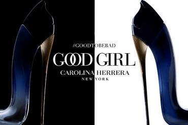 Screenshot aus der Good Girl Carolina Herrera Werbung
