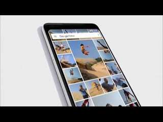 Screenshot aus Google Pixel 2 Werbung