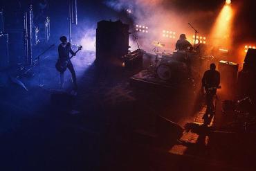 Grunge Bands Symbolfoto