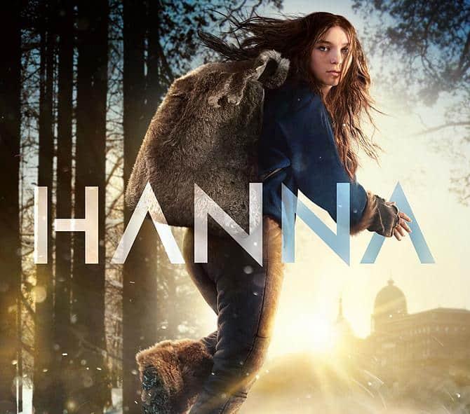 Hanna Amazon-Serie Poster